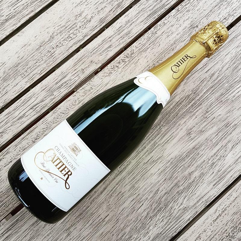 Cattier Brut Premier Cru Champagne