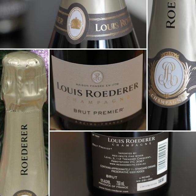 Louis Roederer Brut Premier Champagne