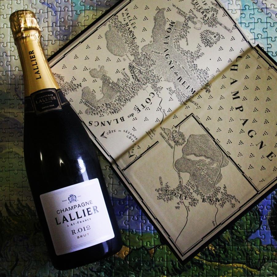 Champagne Lallier R.012