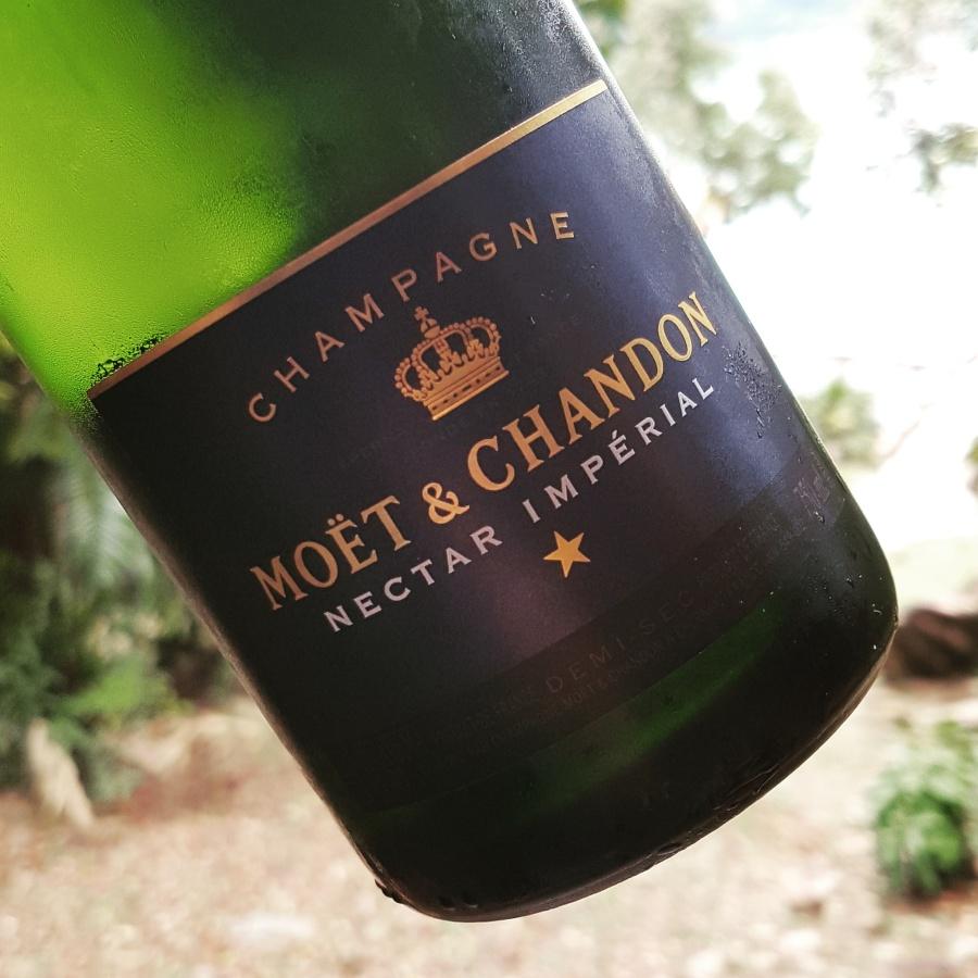 Moet Nectar Imperial NV Demi Sec シャンパン