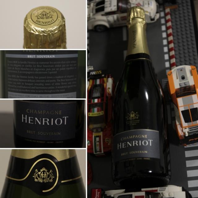 Henriot Brut Souverain NV Champagne