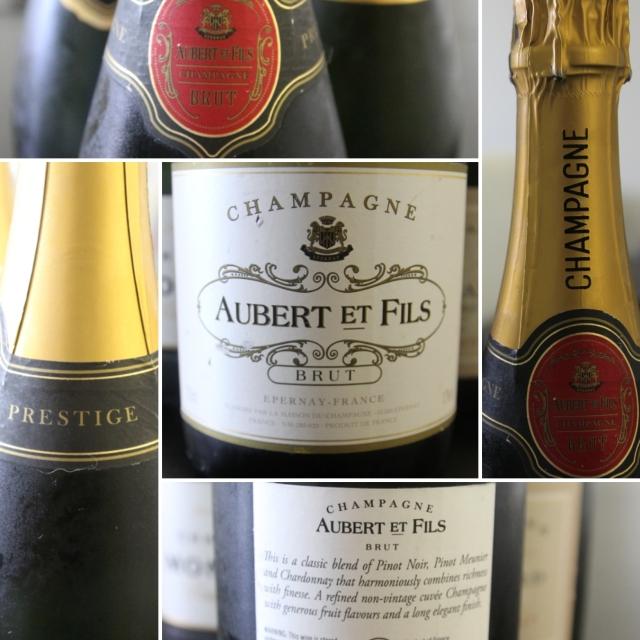 Champagne Aubert et Fils Brut NV