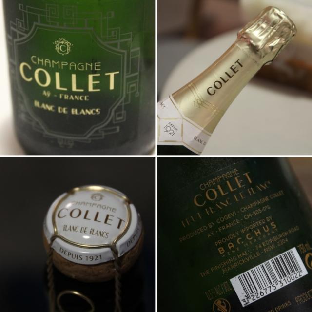 Champagne Collet NV Blanc de Blancs