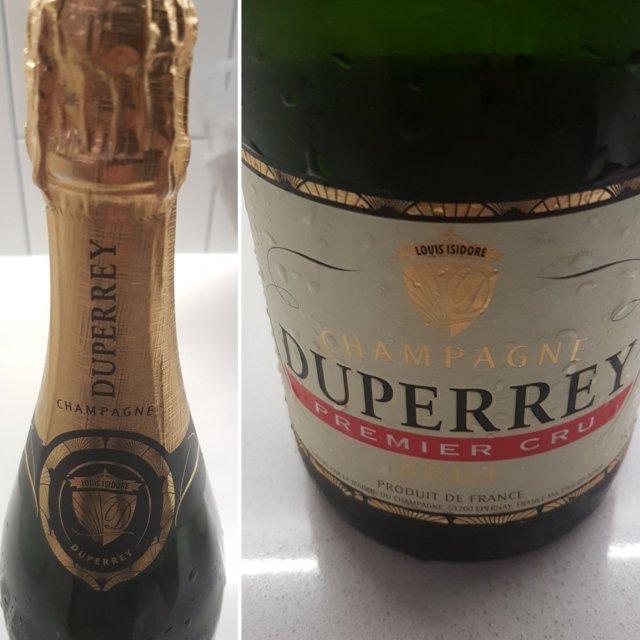 Champagne Duperrey Brut NV