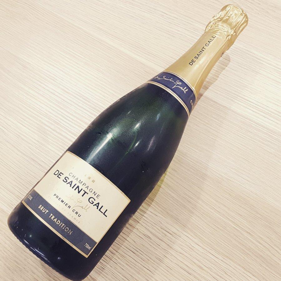 Champagne De Saint Gall Brut Tradition NV