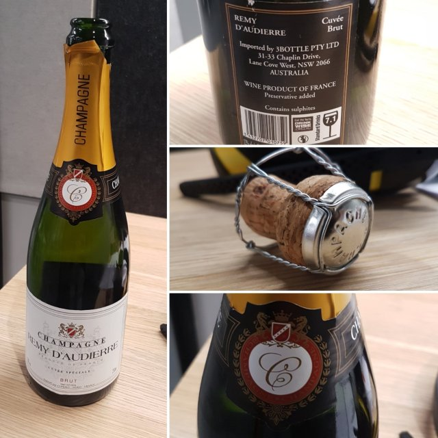 Champagne Remy D'Audierre