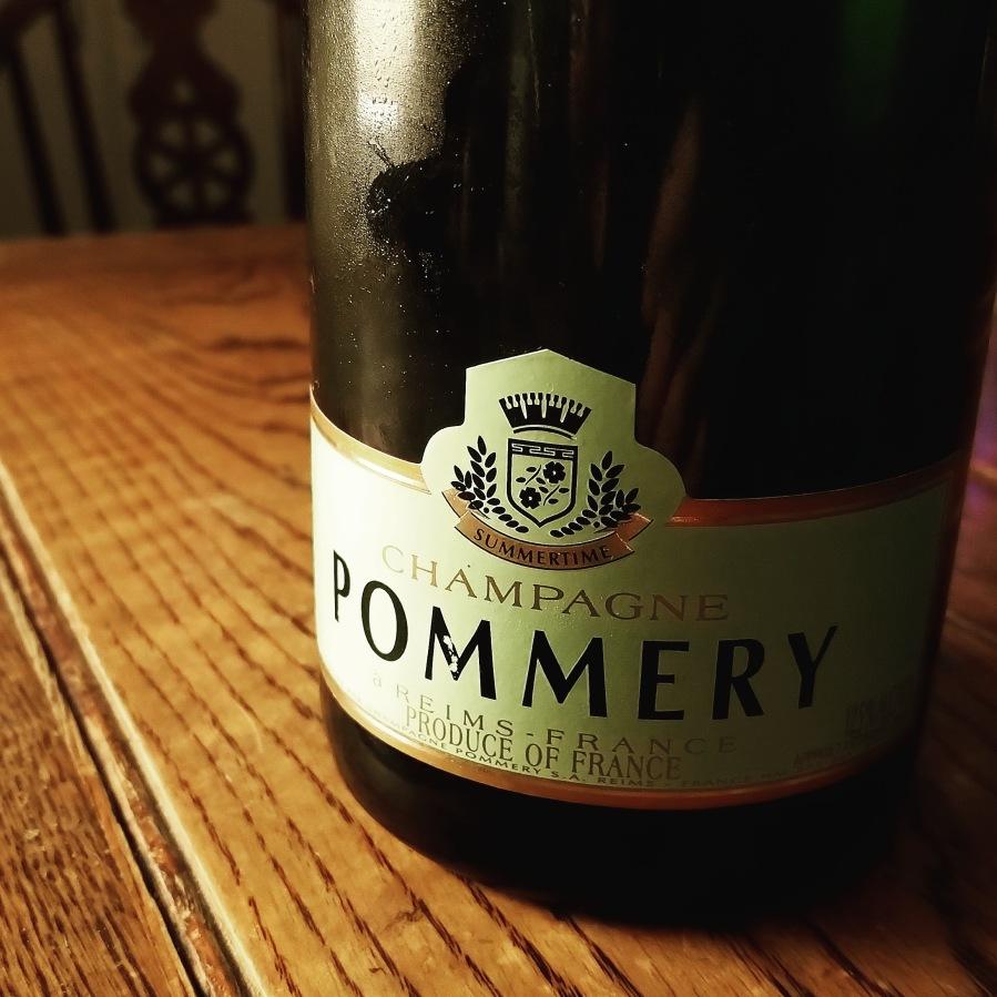 Champagne Pommery Blanc de Blancs NV